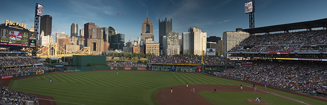 #nikond800, #PNCpark, #baseball, #majorleague. #bestballpark, #American, #skyline, #Pirates