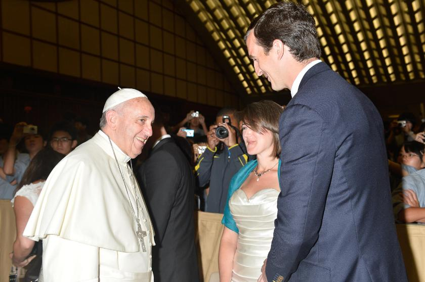 #pope, #popefrancis, #newlyweds, #sposinoveli, #roma, #italia, #rome, #italy, #vatican, #jesuit