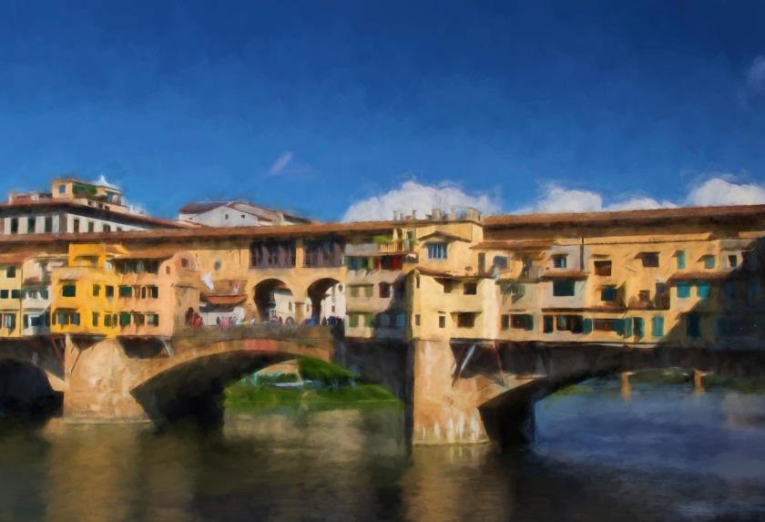 #pontevecchio, #bridge, #florence, #firenze, #Italy, #travel, #topaz, #vacation, #tuscany, #chianti