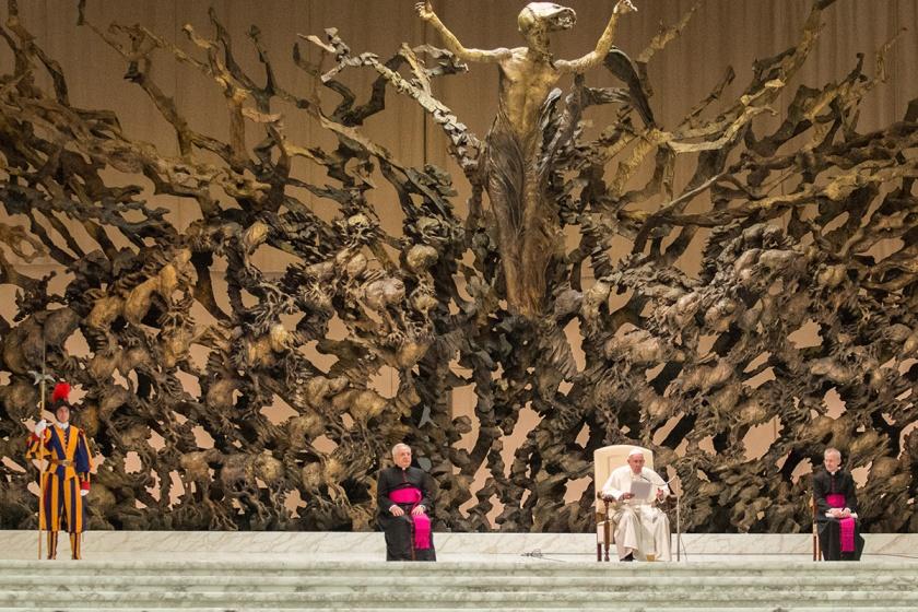 #pope, #popefrancis, #papalaudience, #vatican, #roma, #italy, #rome, #italia