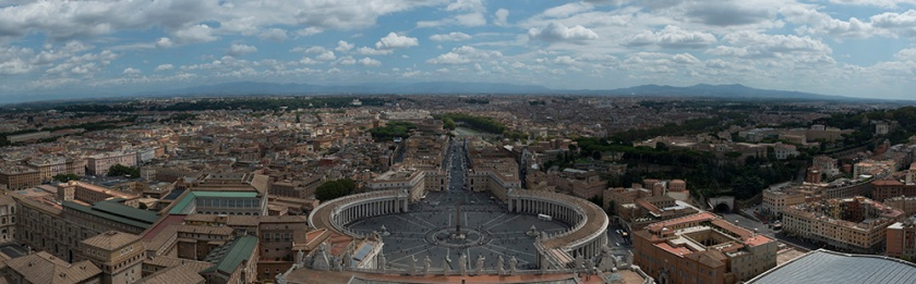 #stpeters, #rome, #panorama, #howto, #nikonD800