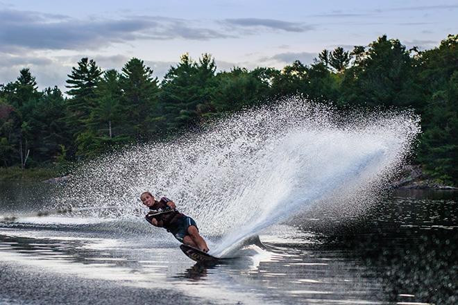 #waterski, #Canada, #teamcanada, #jenny, #jennaionthedock, #morrisonlake, #muskokalake, #september