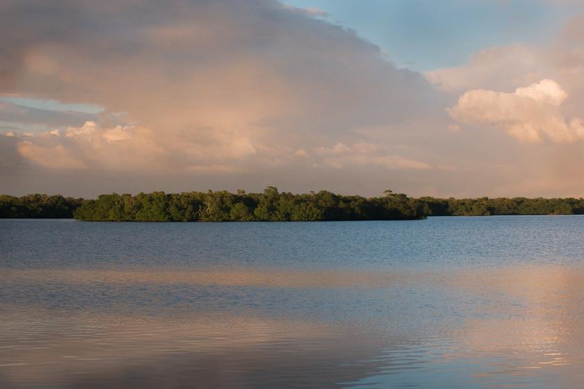 #clouds, #blueandorange, #reflection, #waterscape, #nature, #rainoverthere