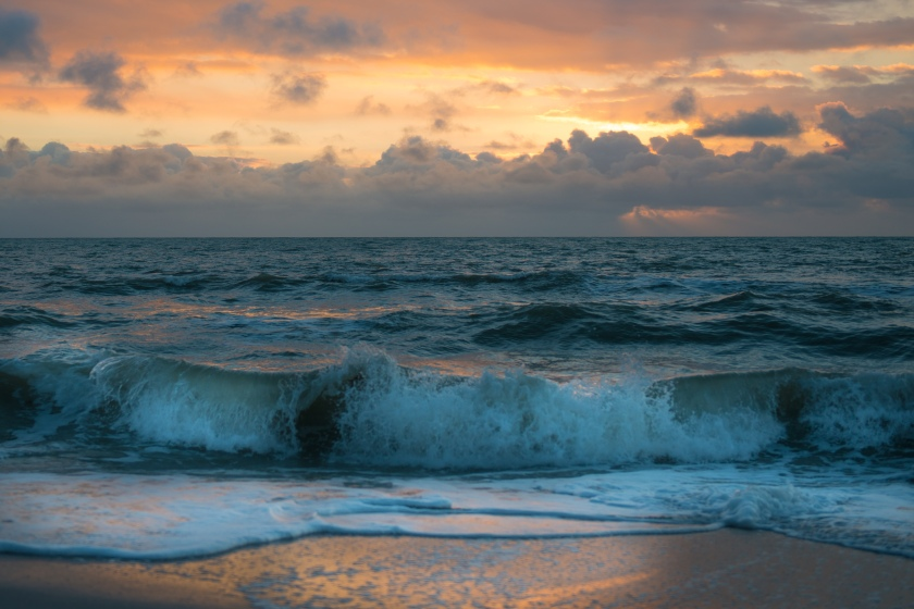 #sunset, #naples, #florida, #ocean, #gulf, #waves