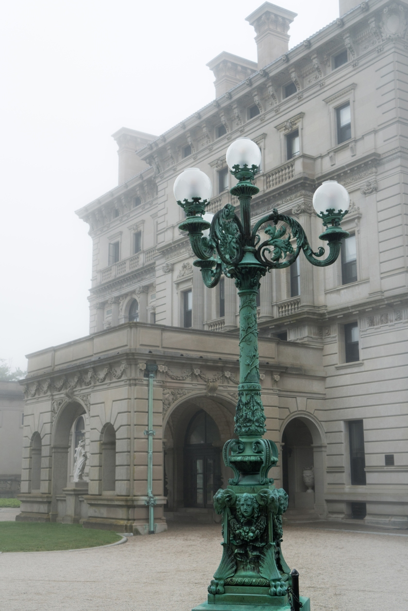 #fog, #mansion, #breakers, #newport, #gildedage, #rhodeisland, #art, #architecture, #fog