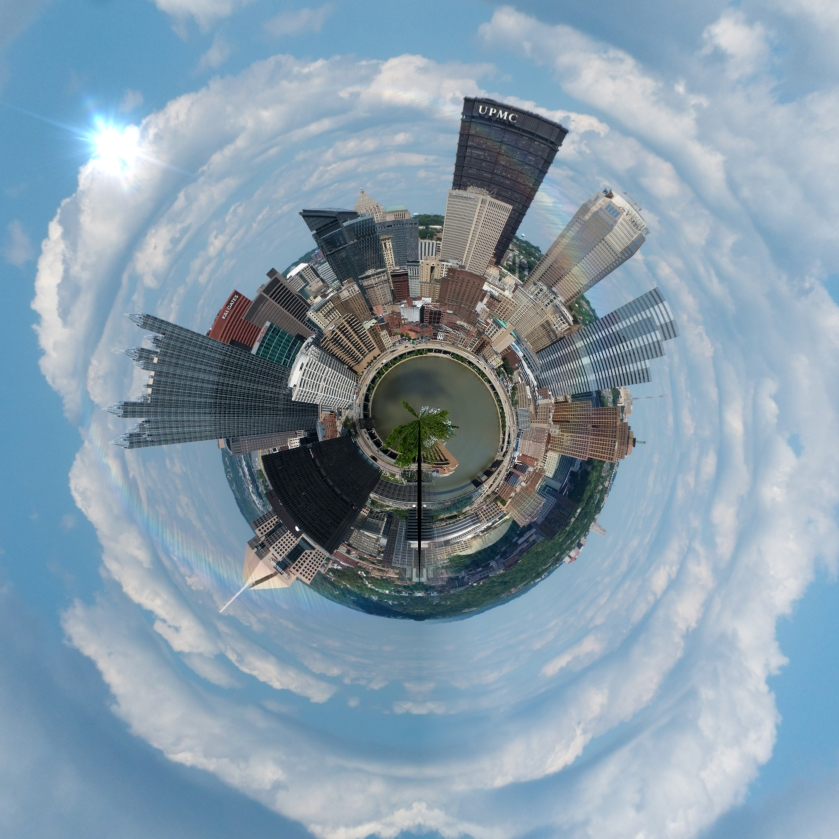 #pittsburgh, #skyline, #mountwashington, #circular, #art, #print, #sunnyday, #photograpy