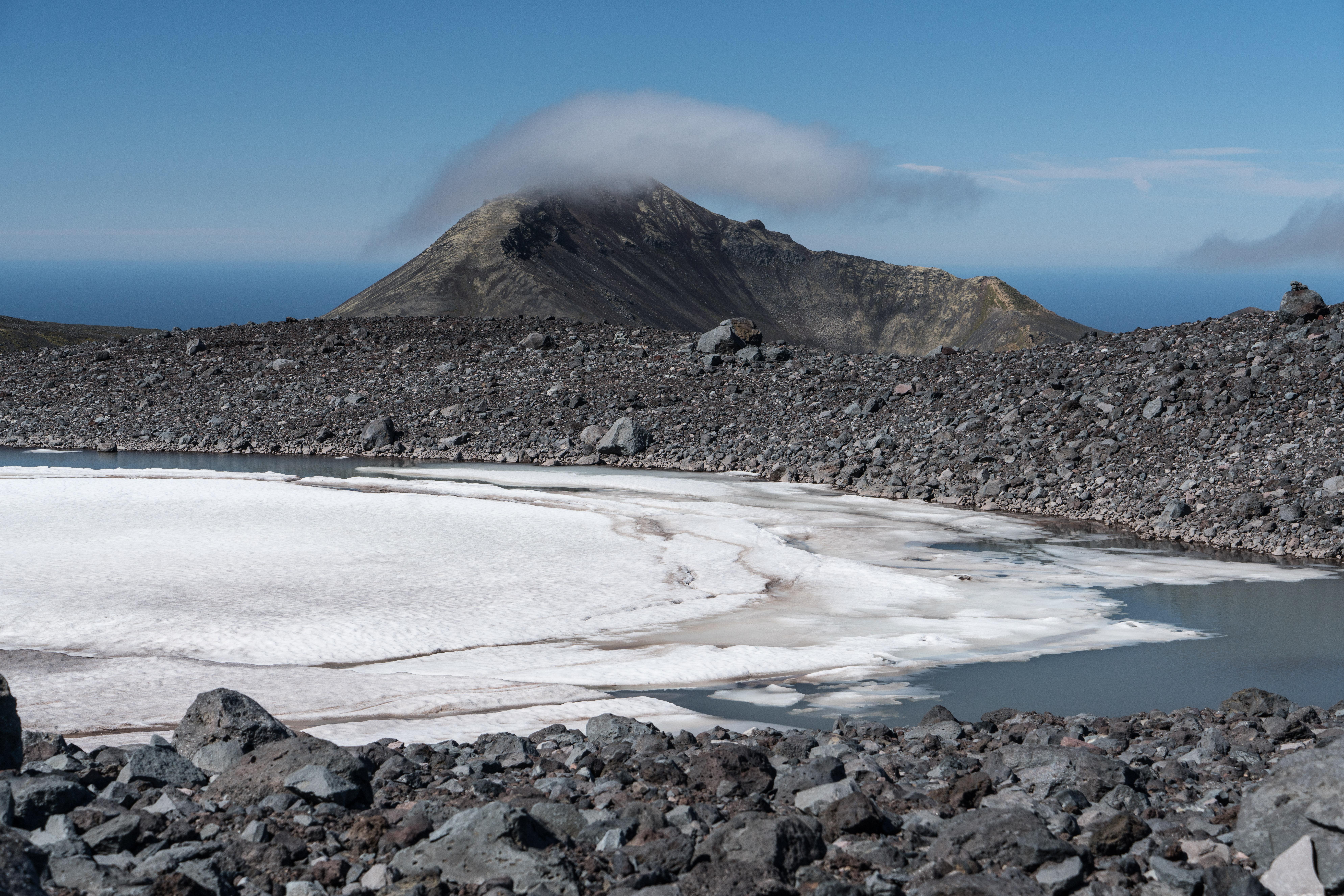 #glacier, #lake, #snaefellsjokull, #iceland, #hike, #lava, #snow, #globalwarming, #nature,