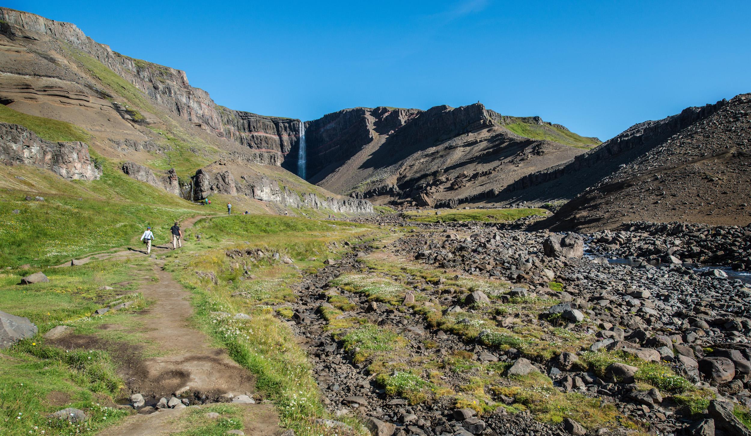 #waterfall, #iceland, #basalt, #volcanic, #hike, #leadinglines, #rock