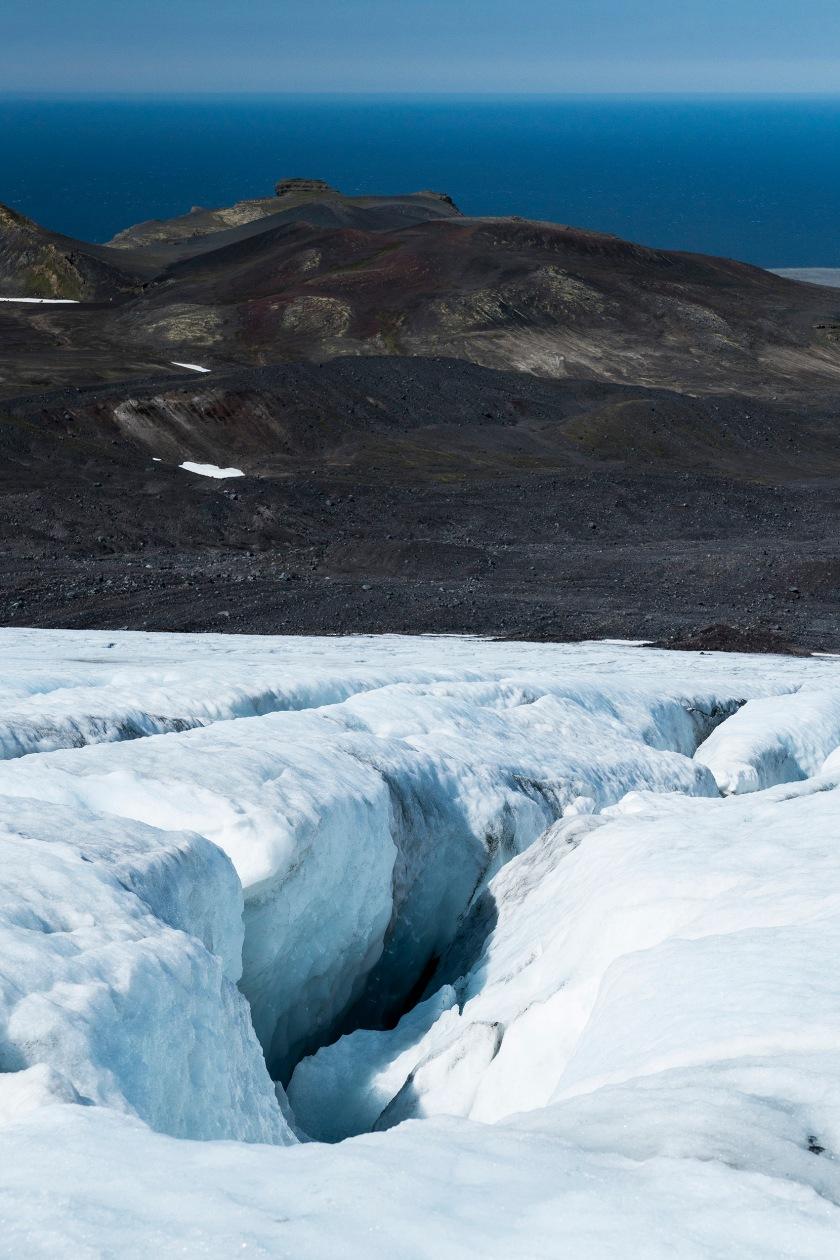 #iceland, #glacier, #melting, #volcanic, #fireandice, #landscapephotography, #travelphotography, #sony, #ice