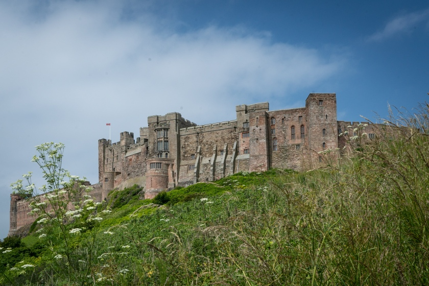 #bamburgh, #castle, #northumberland, #coast, #lordarmstrong, #restored