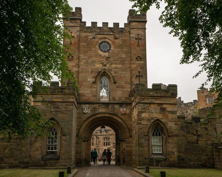 Durham Castle Gate-8167LR