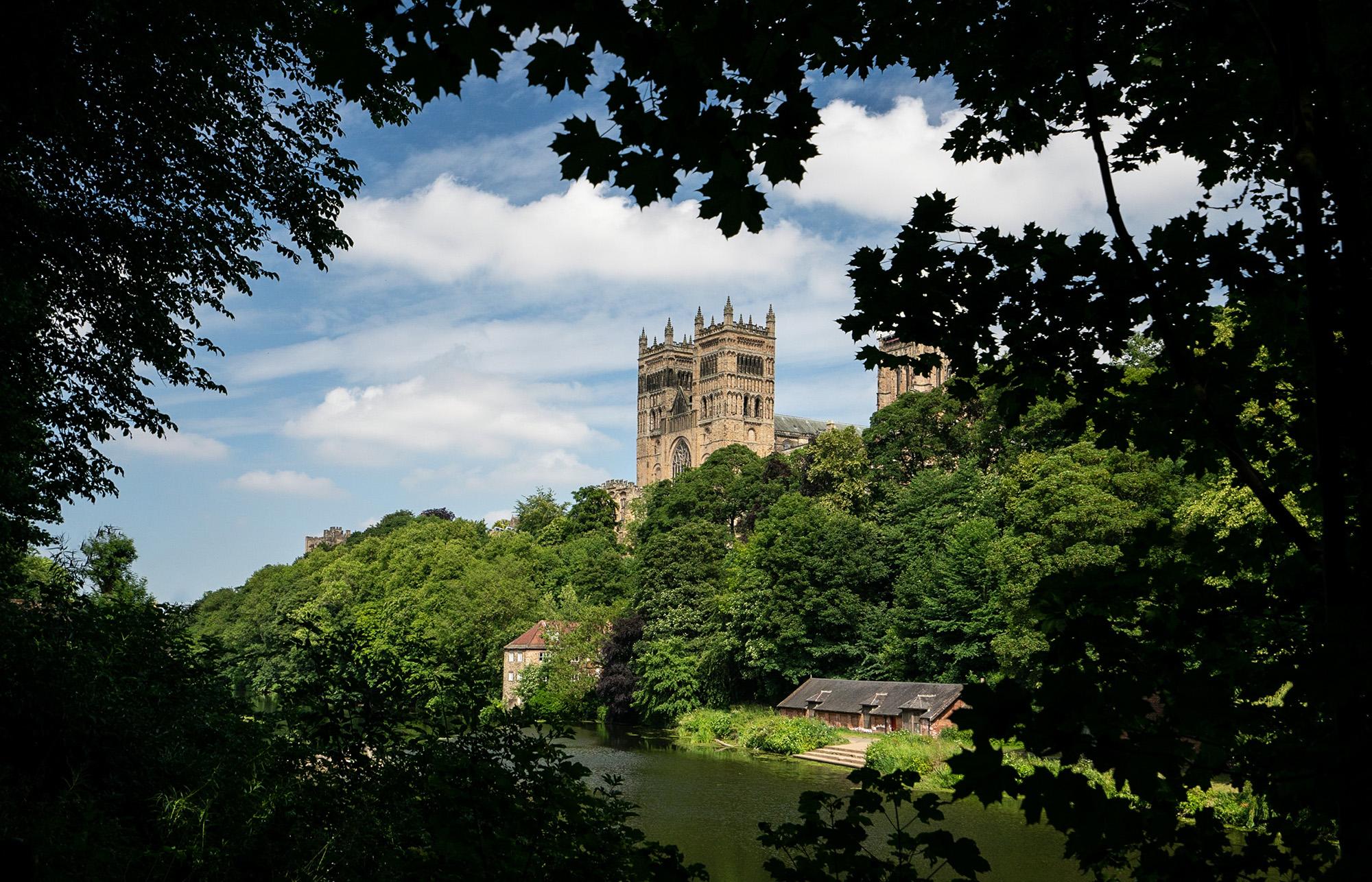 #durham, #durhamcathedral, #durham, #wear, #riverwear, #riverside, #walk, #summer, #trees, #northumbria, #northumberland, #england, #travel, #travelphotography