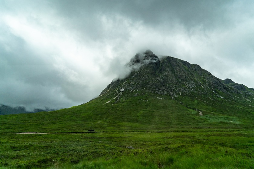 #scotland, #highlands, #scottish, #glencoe, #weather, #clouds, #mist, #rain, #green, #rugged
