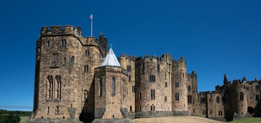 #alnwick, #castle, #england, #besttour, #bestone, #uk, #northumberland, #downtonabby, #harrypotter