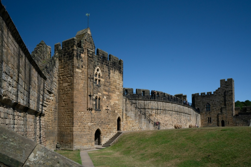 #castle, #alnwick, #tour, #travel, #fascinating, #history, #films, #england. #northumbria