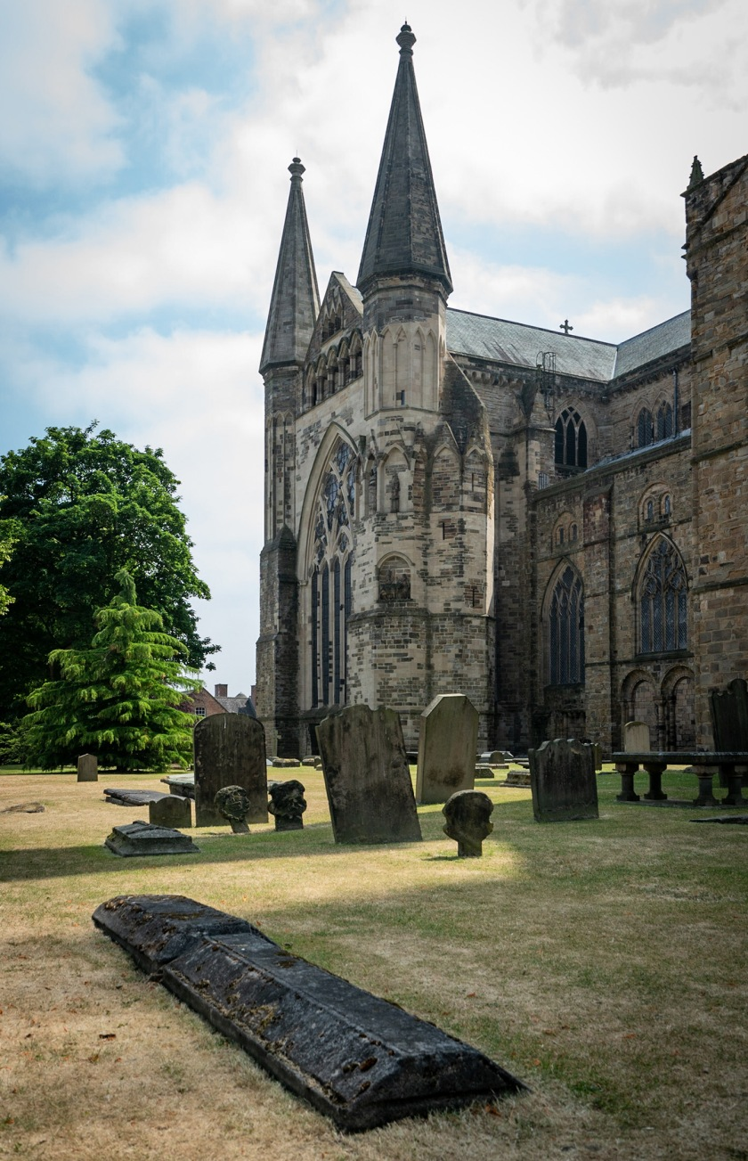 #durham, #cathedral, #england, #cemetery, #bishop, #priest, #history #travel, #iwonder