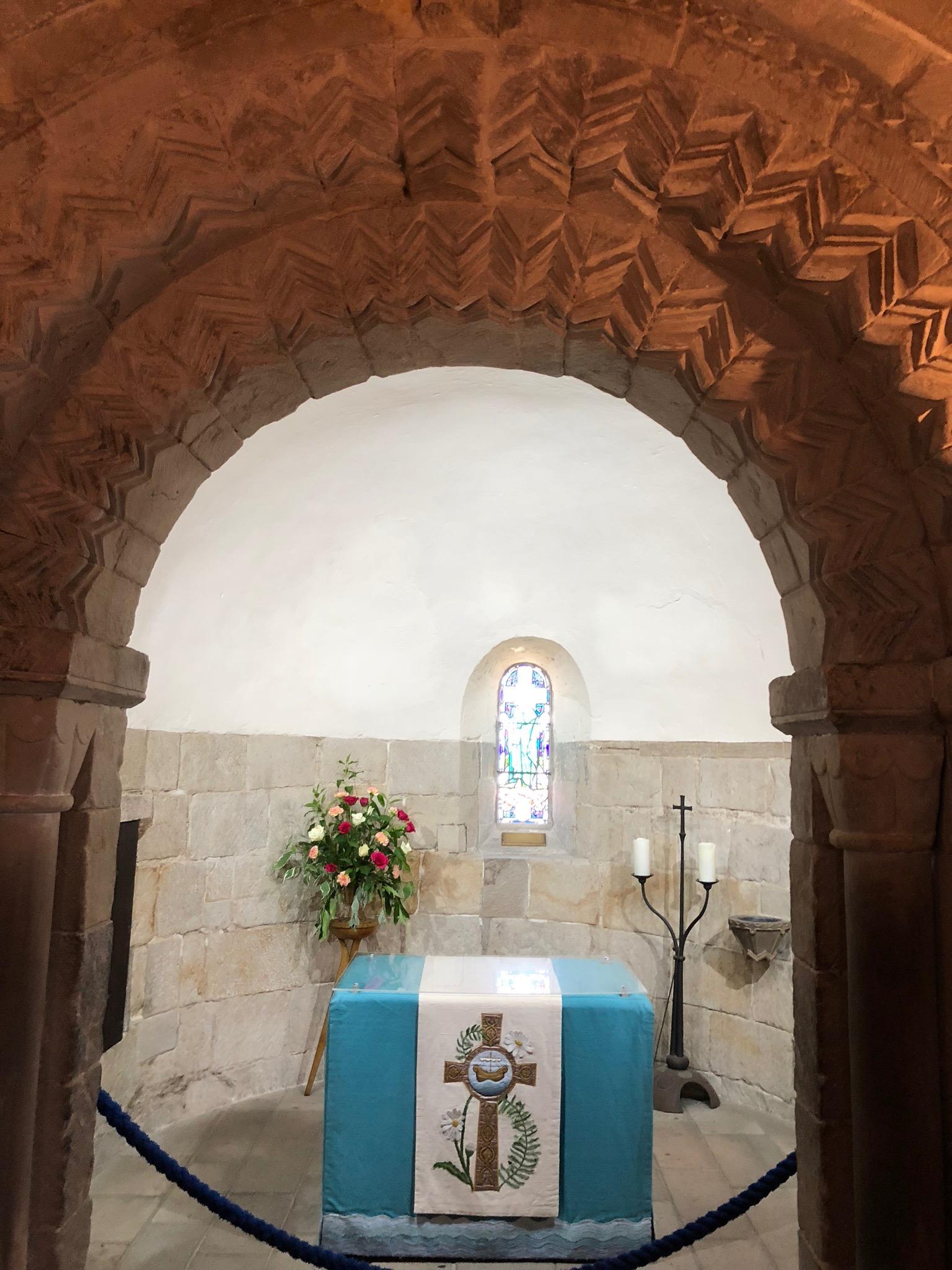 #stmargaret, #edinburghcastle, #oldestbuilding, #edinburgh, #castle, #chapel