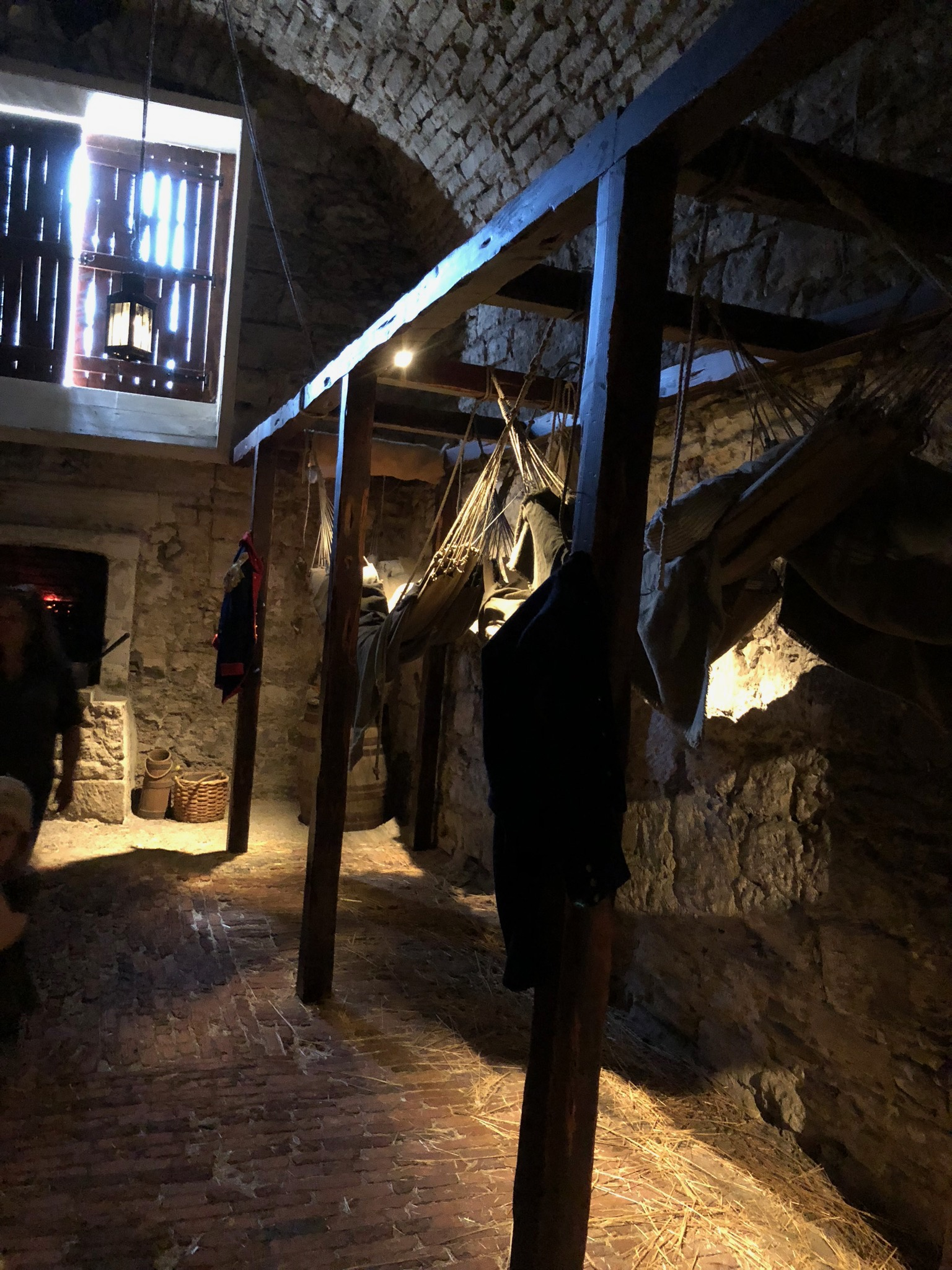 #prison, #dark, #crowded, #history, #conditions, #edinburgh, #castle