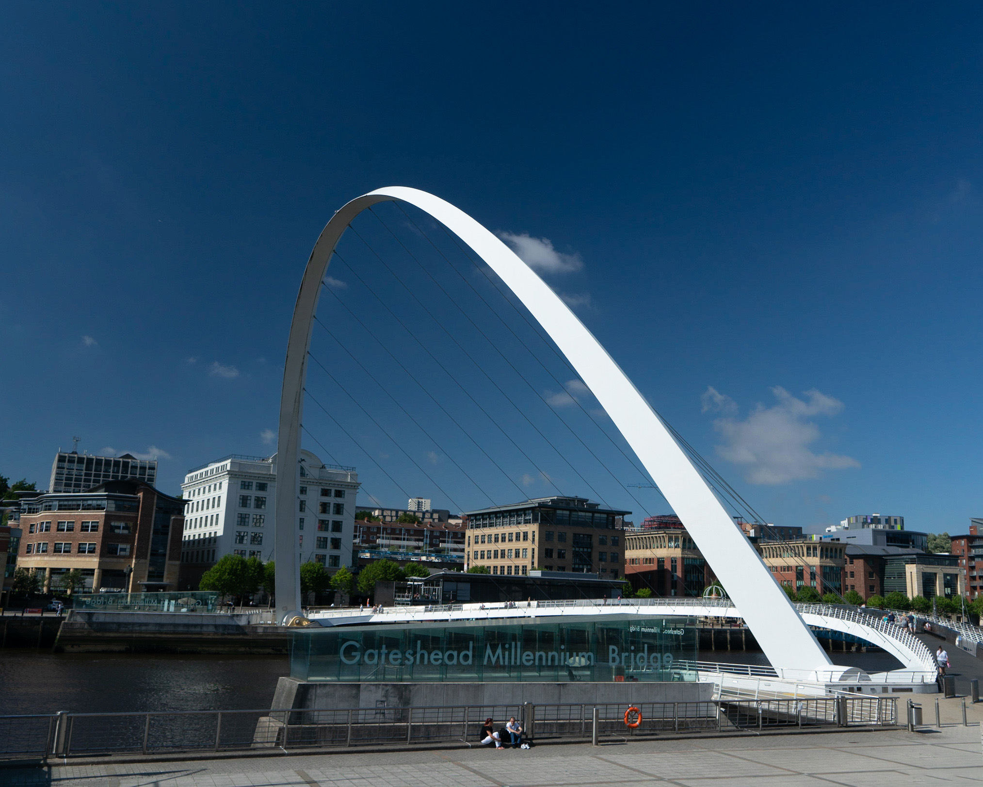 #bridge, #Newcastle, #gateshead, #millenium, #pivot, #pedestrian, #transformation, #entrepreneurial, #university, #pubs, #travel